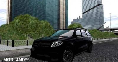 Mercedes-Benz GLS Black Edition [1.5.1], 1 photo